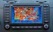 2014 VW MFD2 DX SAT NAV MAP UPDATE DISC NAVIGATION CD